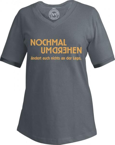 """T-shirt """"Nochmal umdrehen"""""""""""