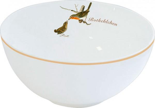 Müeslischale 'Rotkehlchen'