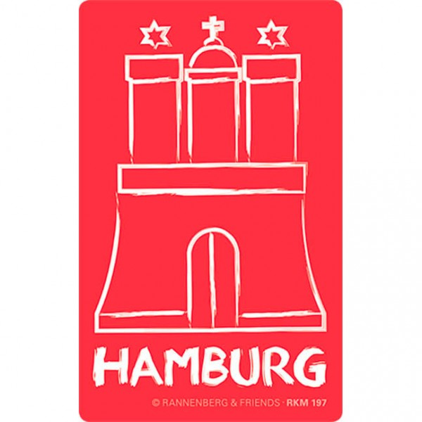 Magnete 'Hamburg'