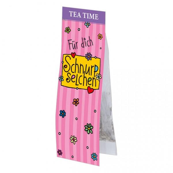 Tea Time 'Schnurpselchen'