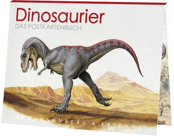 """Postkartenbuch """" Dinosaurier"""""""