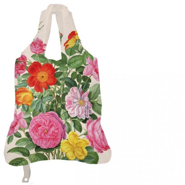 """Einkaufsbeutel """"Rosen aus dem Nassau Florilegium"""""""